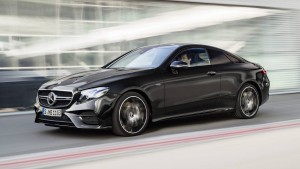 Mercedes-AMG E Coupe in E Cabtiolet