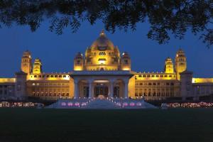3. Taj Umaid Bhawan Palace Jodhpur – Jodhpur, Indija