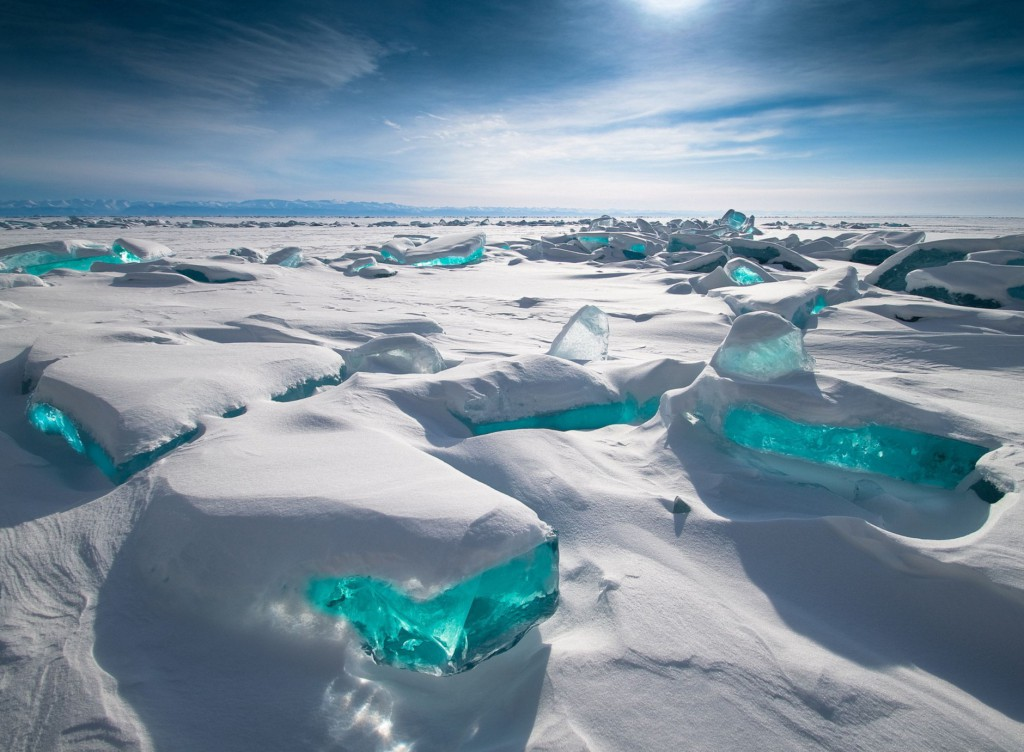Bajkalsko jezero, Sibirija