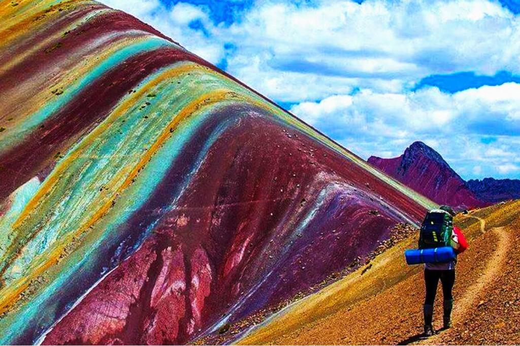 Vinicunca, Peru