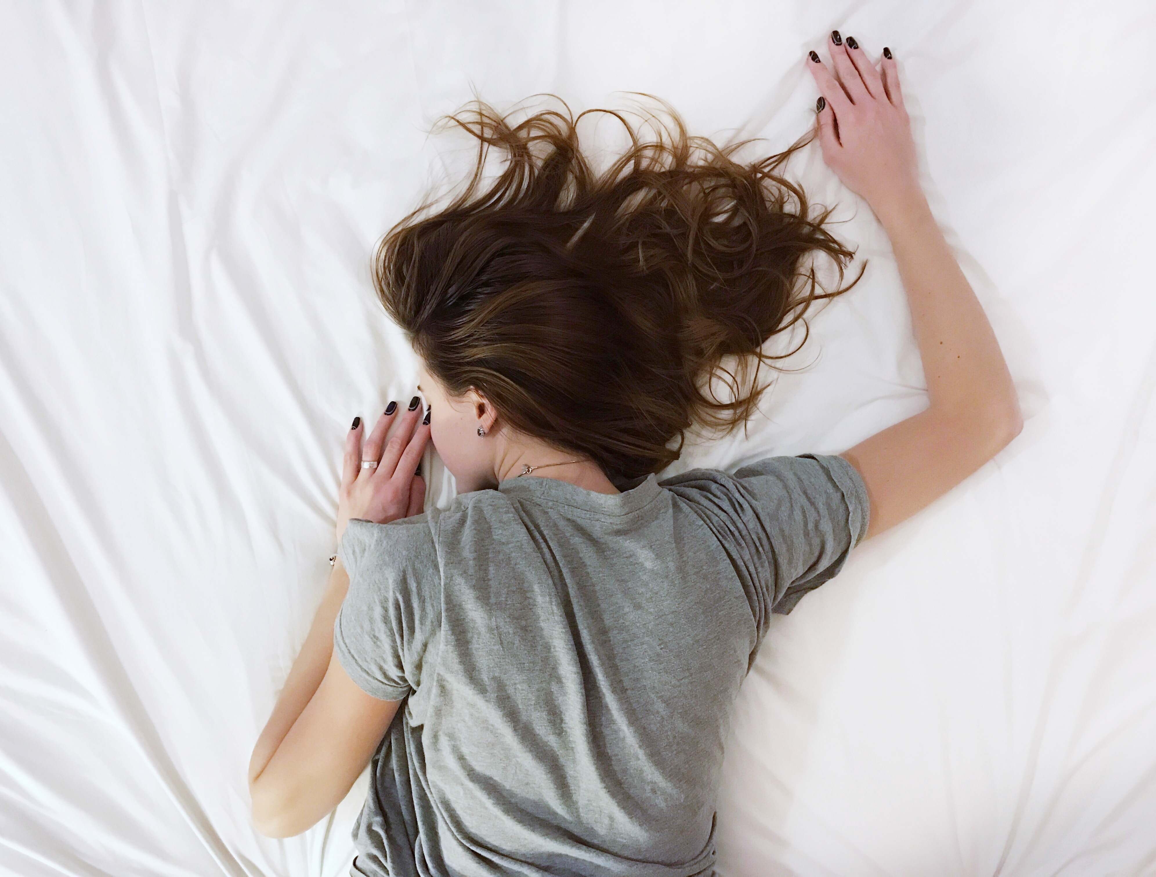 Tudi nepravilno spanje je lahko zdravju škodljivo.
