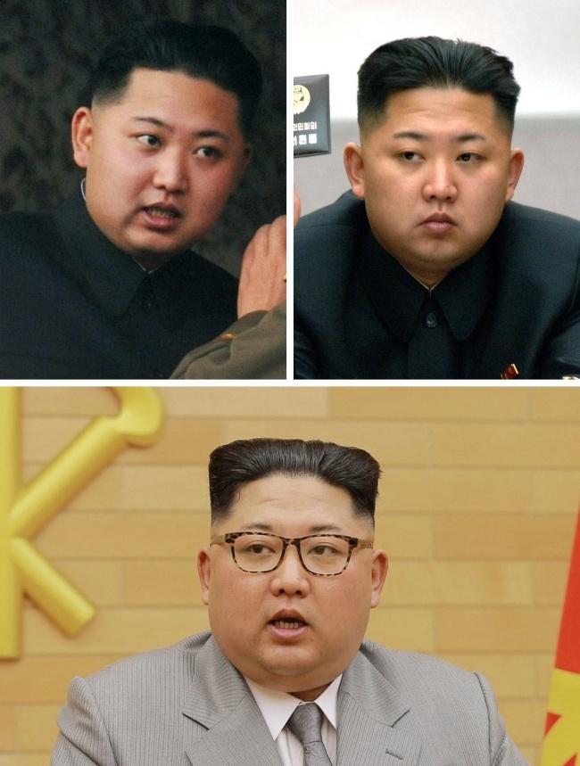 Obrvi Kim Džong Una so vedno krajše.