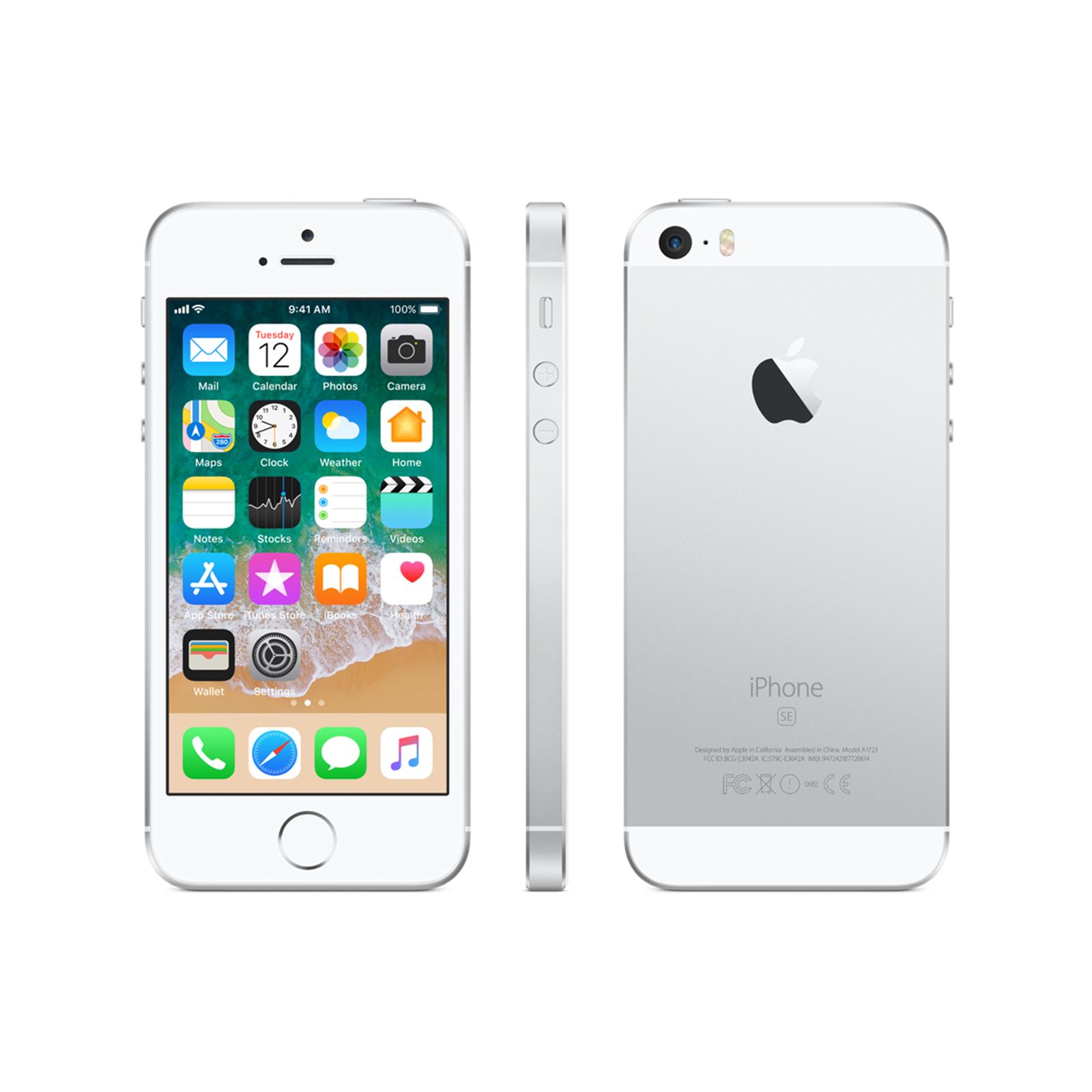 IPhone SE je poznan kot iPhoneov 'mlajši brat'.