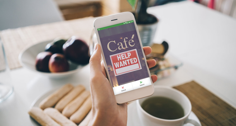 Manjša podjetja lahko preko Job Spotterja najdejo delovno silo.
