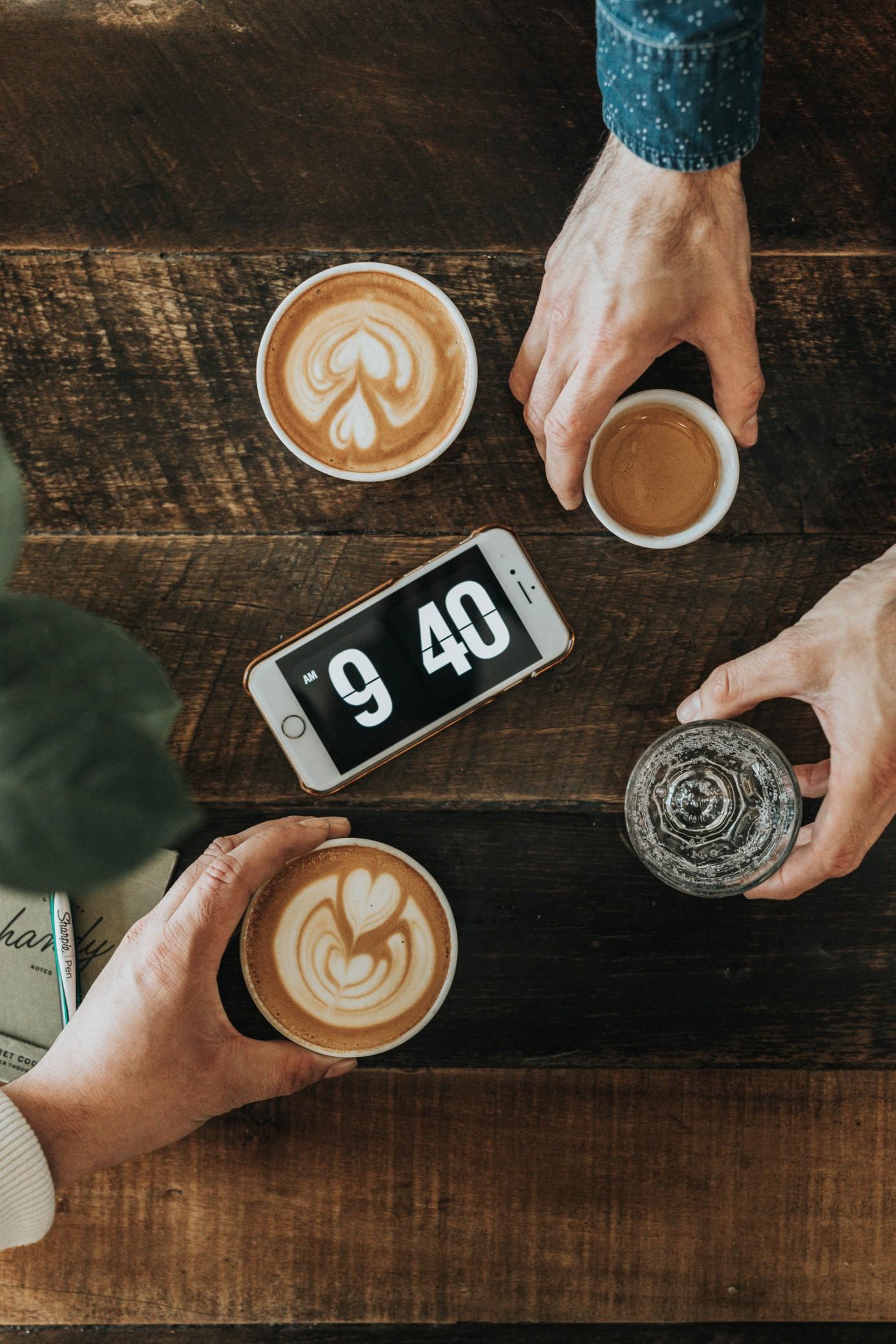 Kava je obvezen del jutranjega rituala pri večini ljudeh.