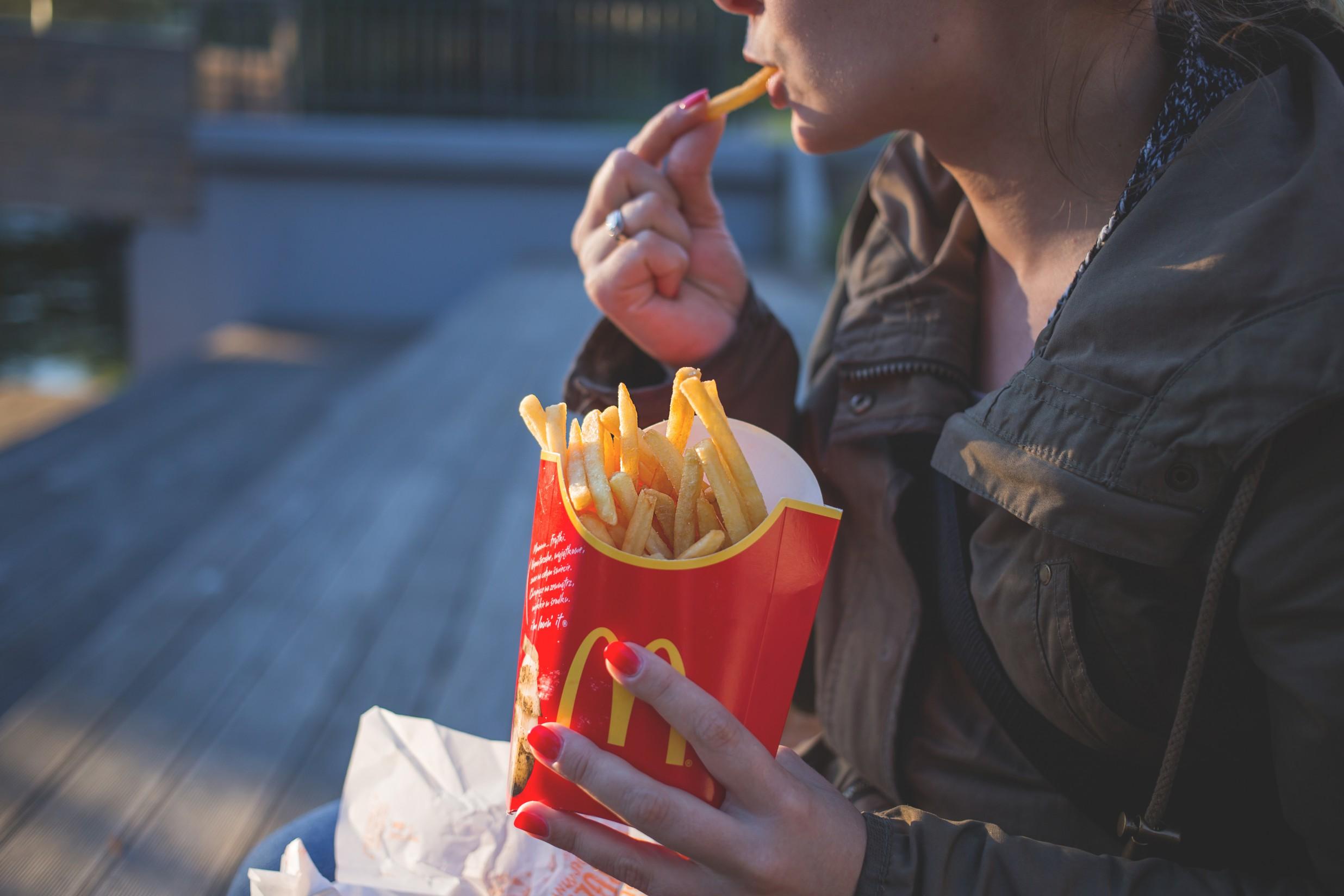 McDonald's je največja veriga restavracij s hitro prehrano na svetu.