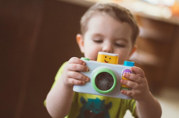 Ustvarite vesele spomine na otroštvo