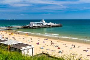 14. Bournemouth Beach, Velika Britanija