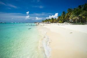 10. Playa Norte, Isla Mujeres, Mehika