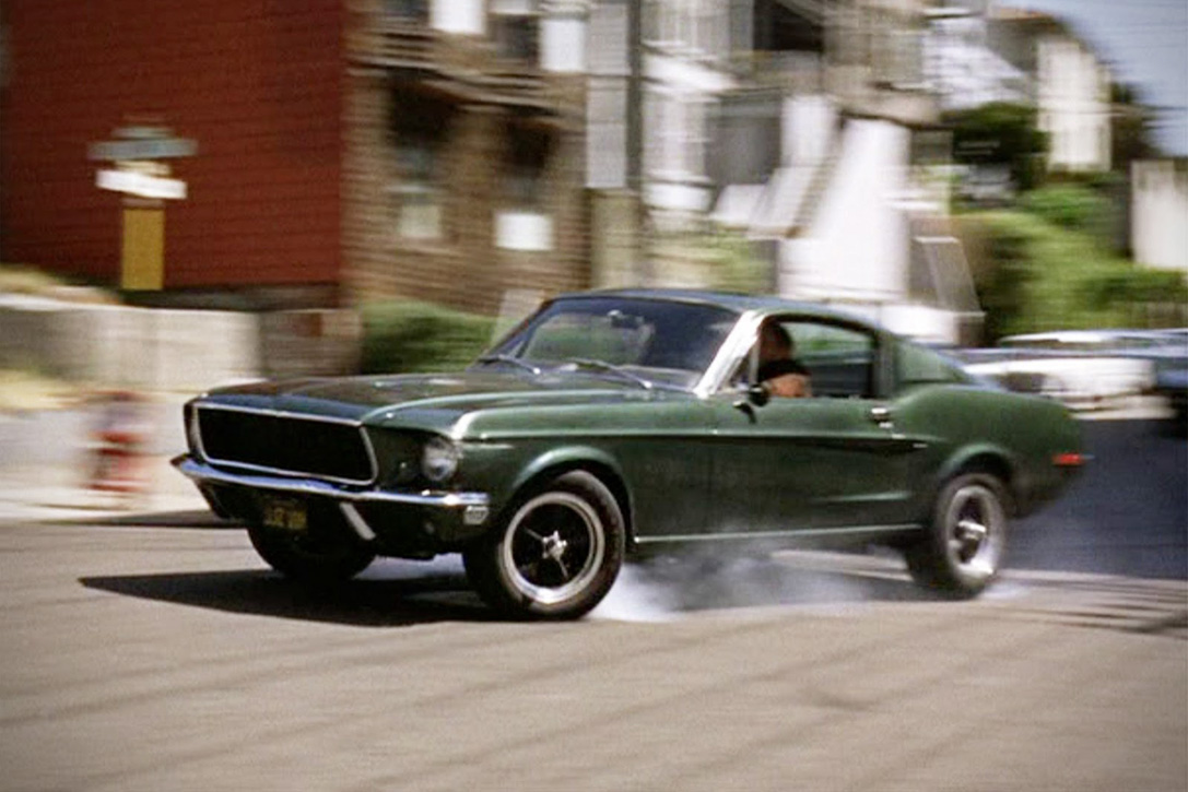1968 Mustang GT 390 Fastback