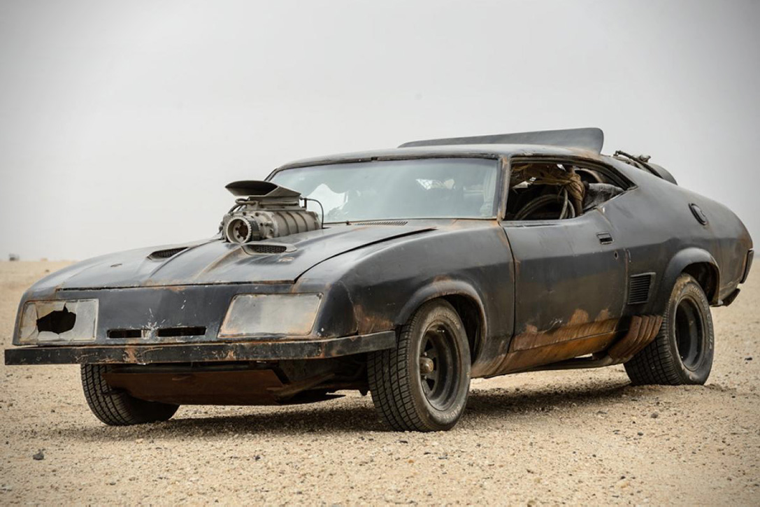 1973 Ford Falcon XB GT Coupe 'V8 Interceptor'