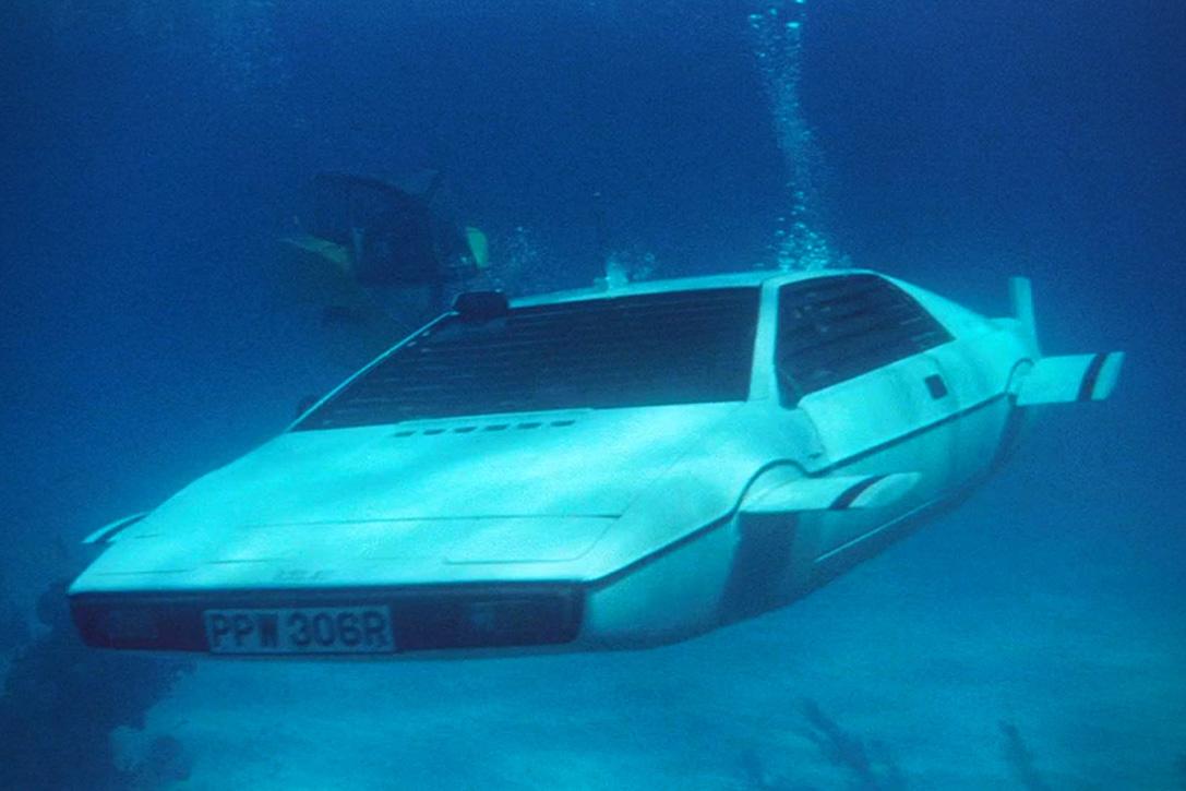 1976 Lotus Esprit S1 'Wet Nellie'