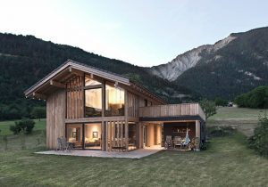 Volleges Cabin