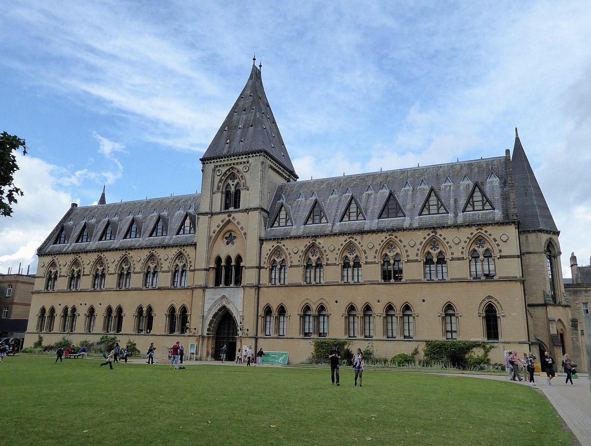 Univerza v Oxfordu