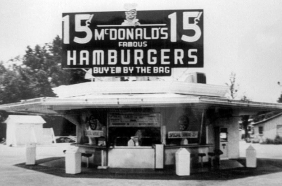 Prvi McDonalds na svetu
