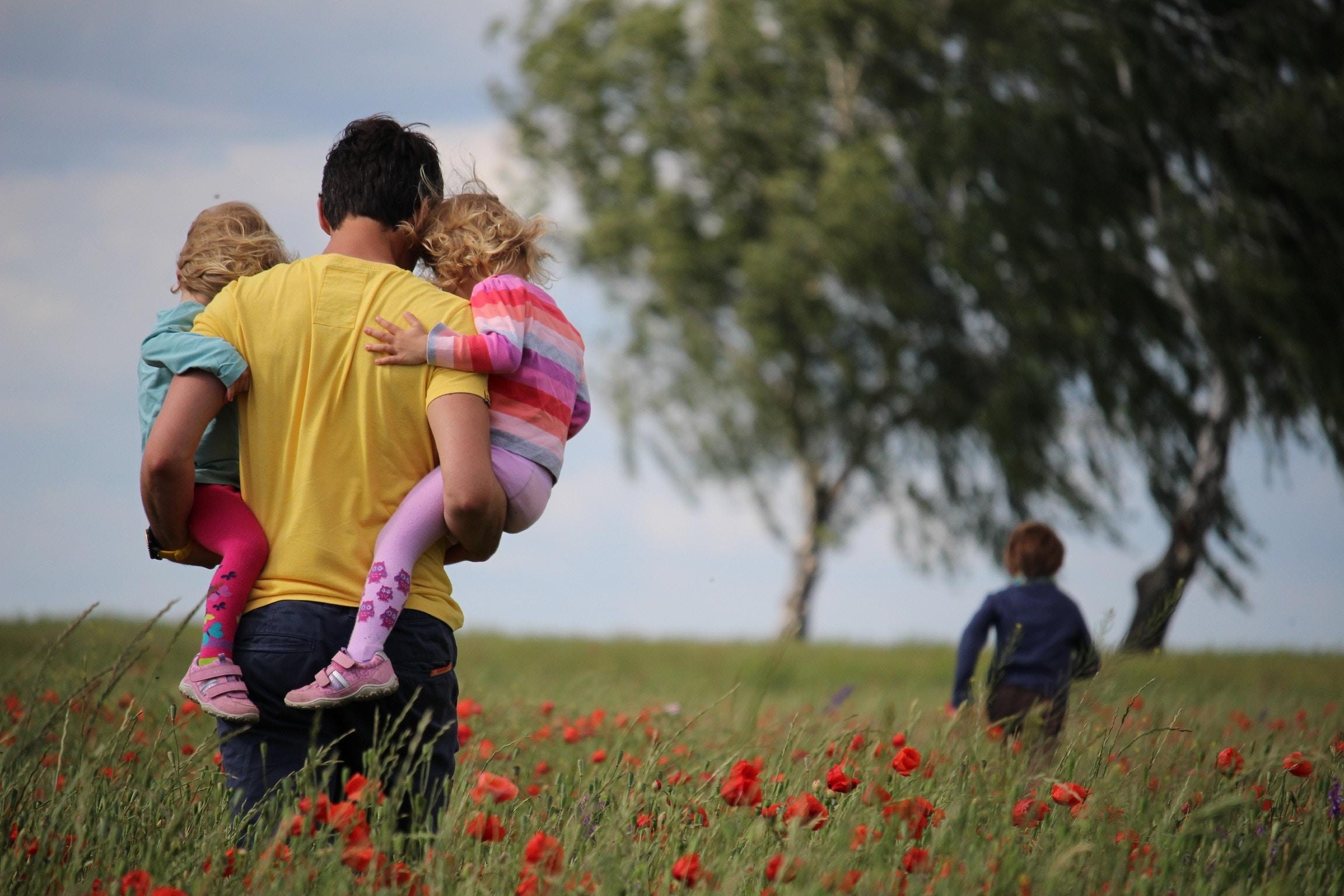 Vsaj enkrat na teden si vzemite kvaliteten čas za svoje otroke