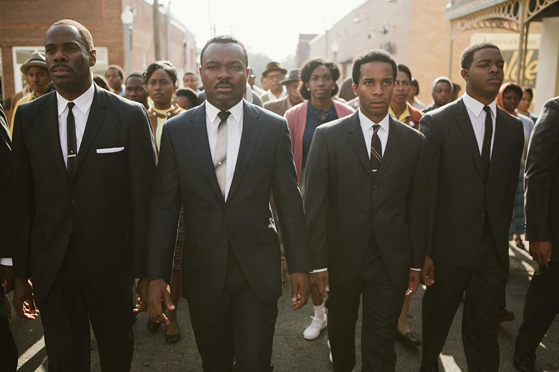 Film Selma se vrti okoli Martina Lutra Kinga mlajšega.