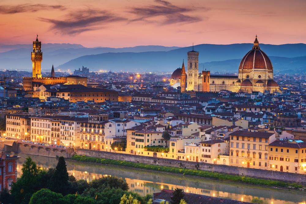Firence, Italija