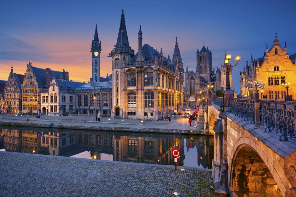 Ghent, Belgija