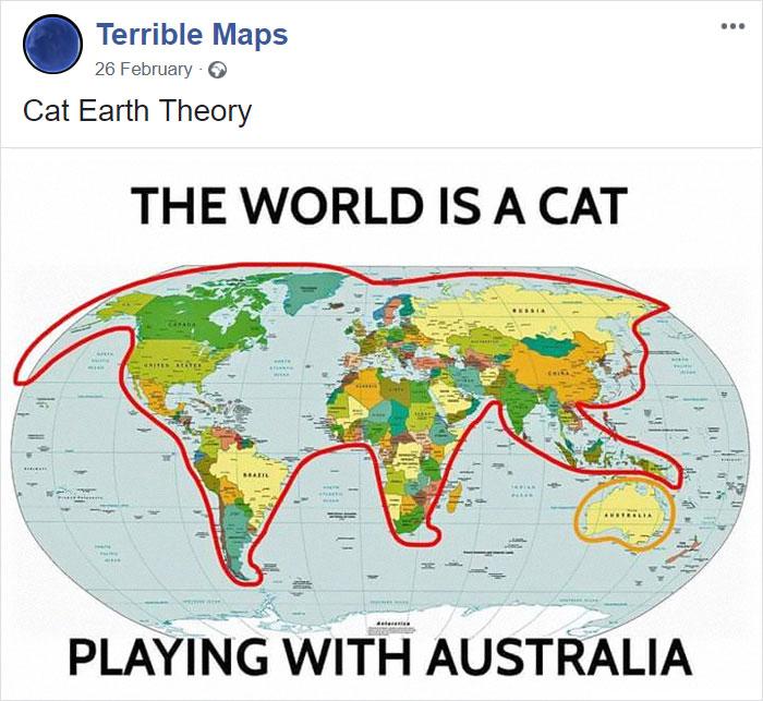 Mačja teorija.