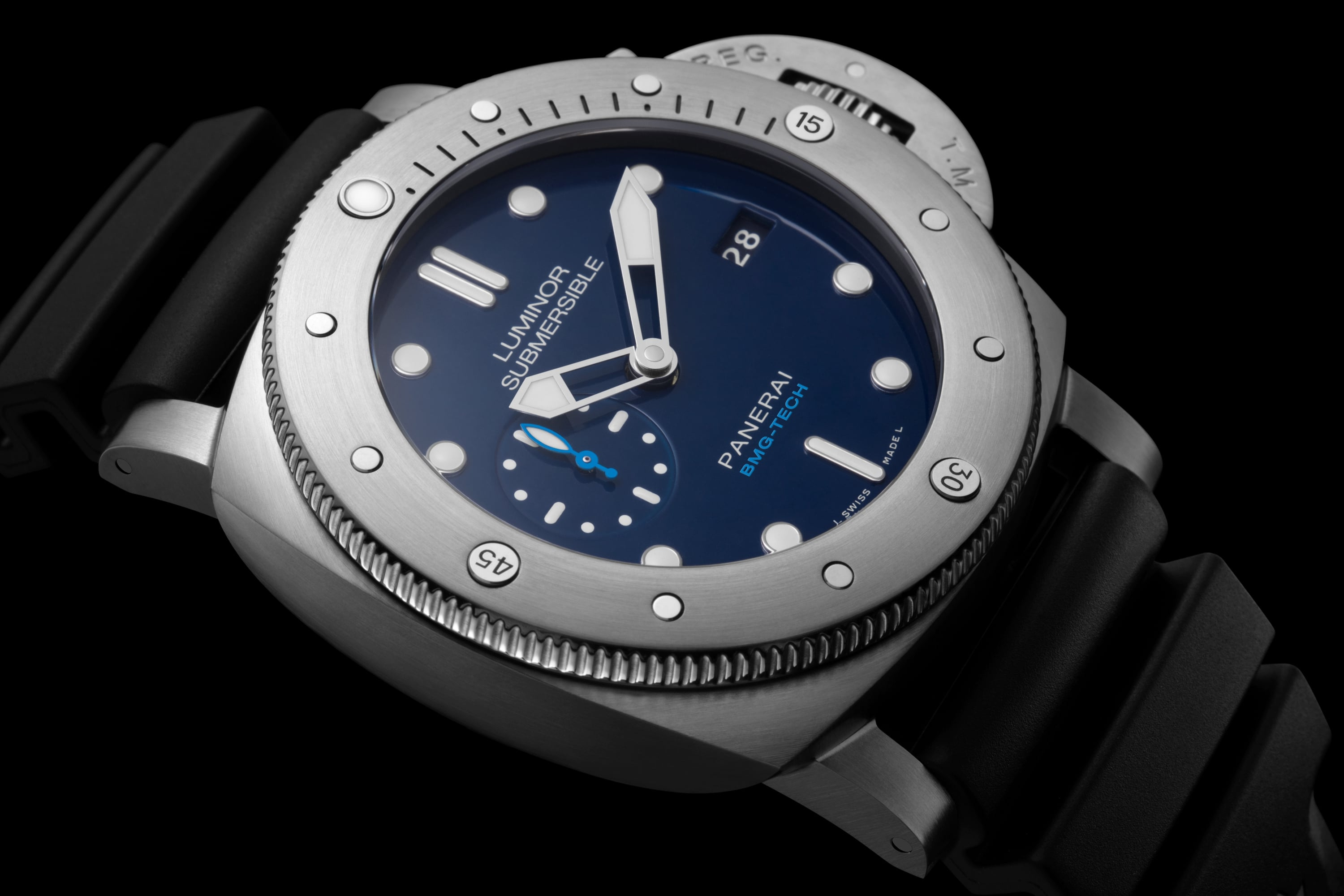 Panerai Submersible BMG Tech