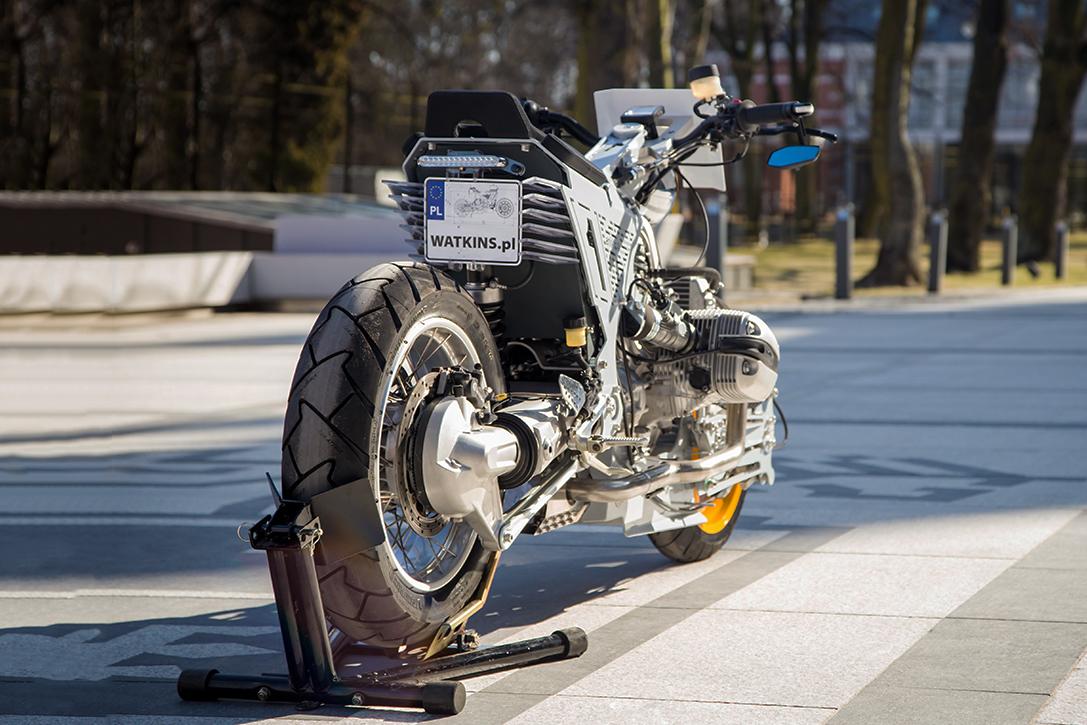 BMW R1150 RT 'M001' Watkins