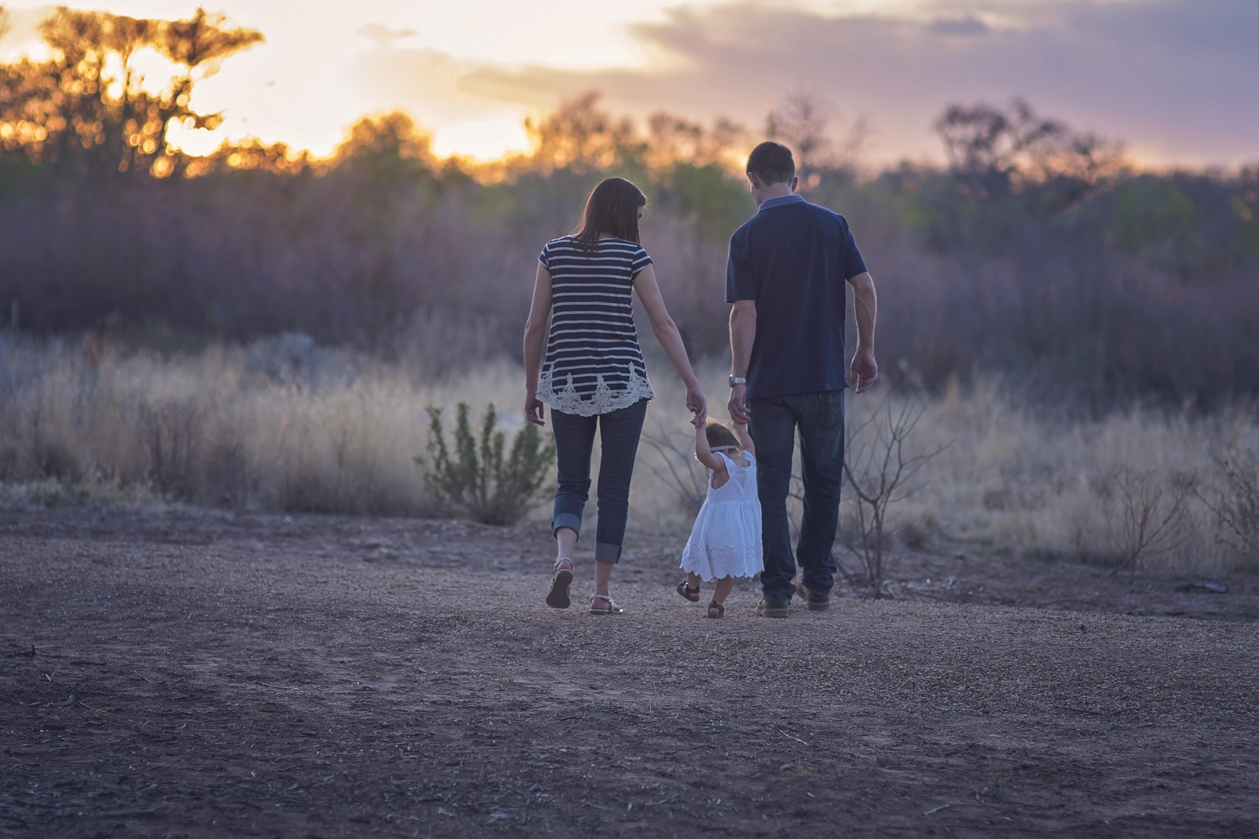 Krizo srednjih let pogosto povzročijo družinske težave.