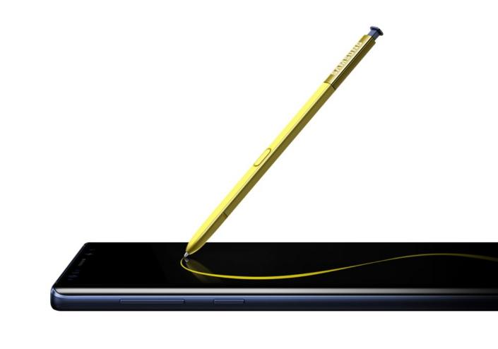 V paketu z novim Noteom boste dobili tudi S Pen.
