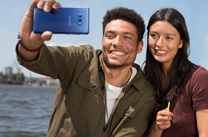 Galaxy Note 9 omogoča ustvarjanje posnetkov visoke kvalitete.