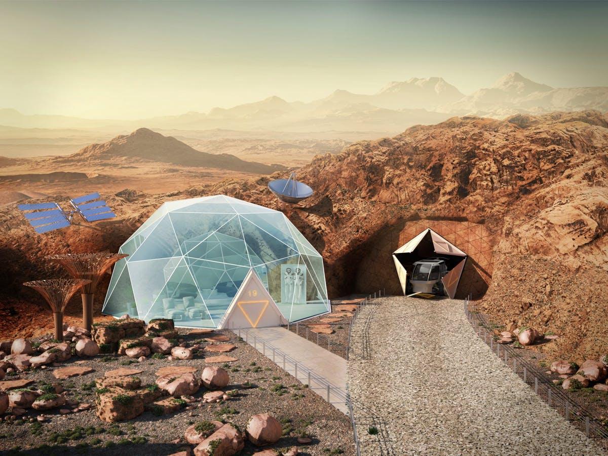 Družinski dom Mars.