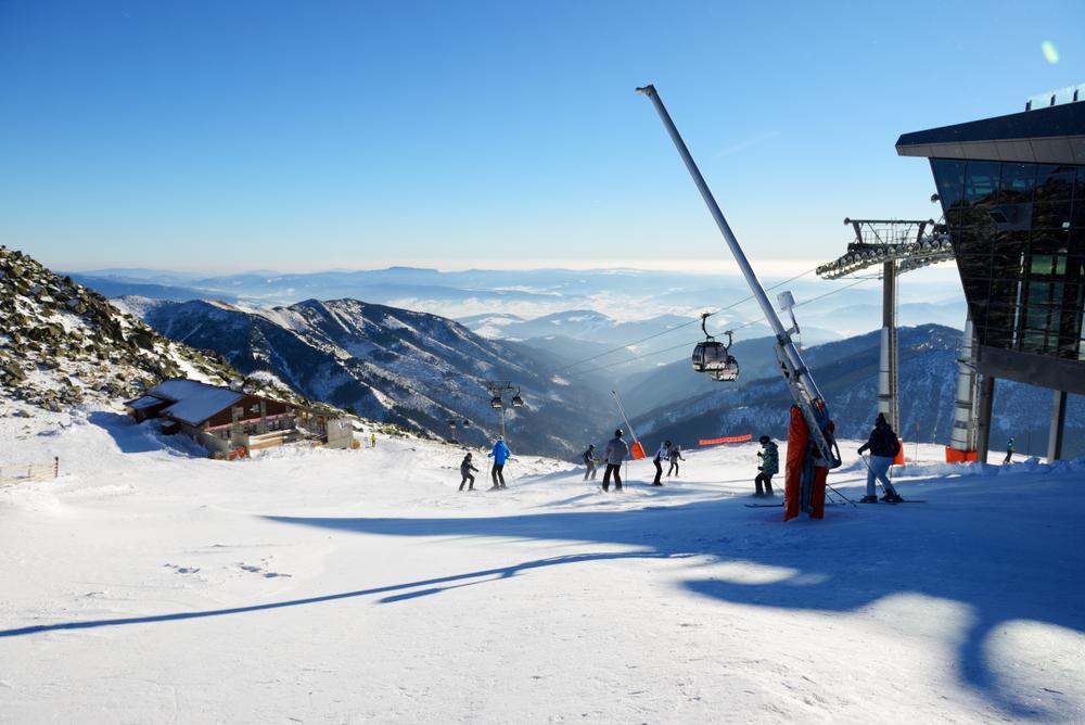 Jasna, Nizke Tatre, Slovaška
