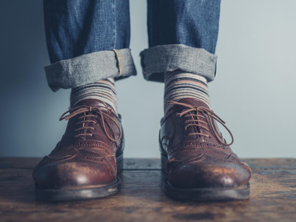 Čevlji ne smejo biti izpostavljeni previsokim temperaturam.