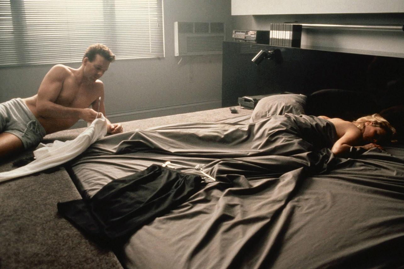 9 tednov in pol ‒ Kim Basinger in Mickey Rourke