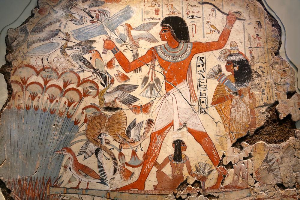 Egipčanom je bilo zelo pomembno posmrtno življenje.