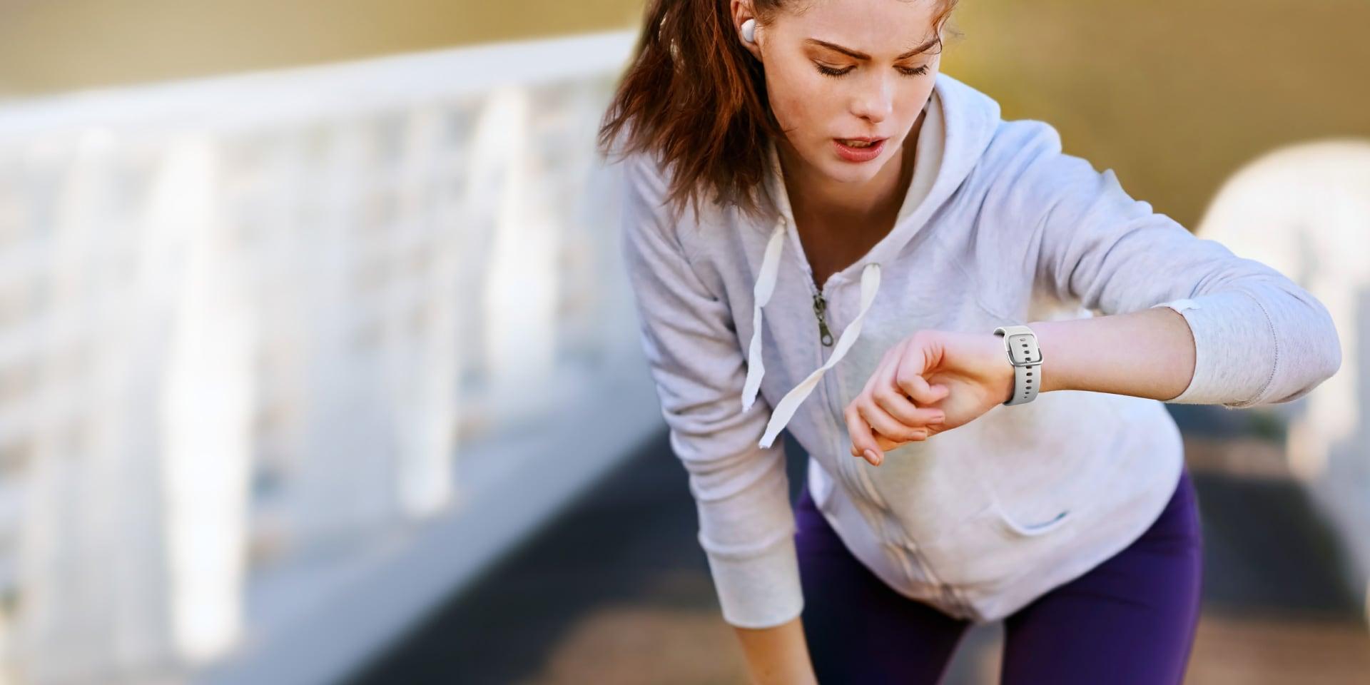 Ne le spremljanje srčnega utripa - temveč tudi krvnega tlaka. / Samsung Galaxy Gear Active