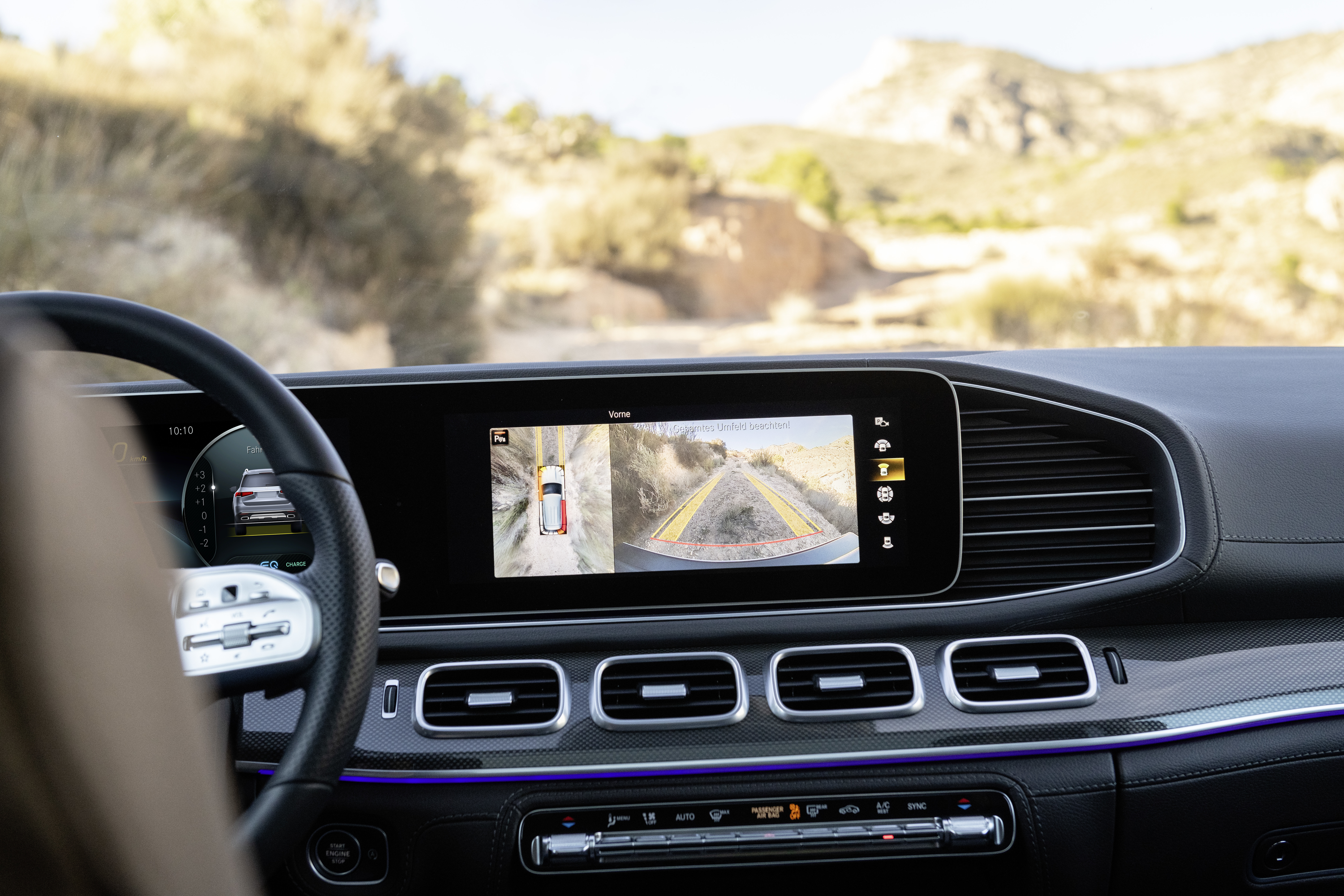 Mercedes-Benz GLS, 2019