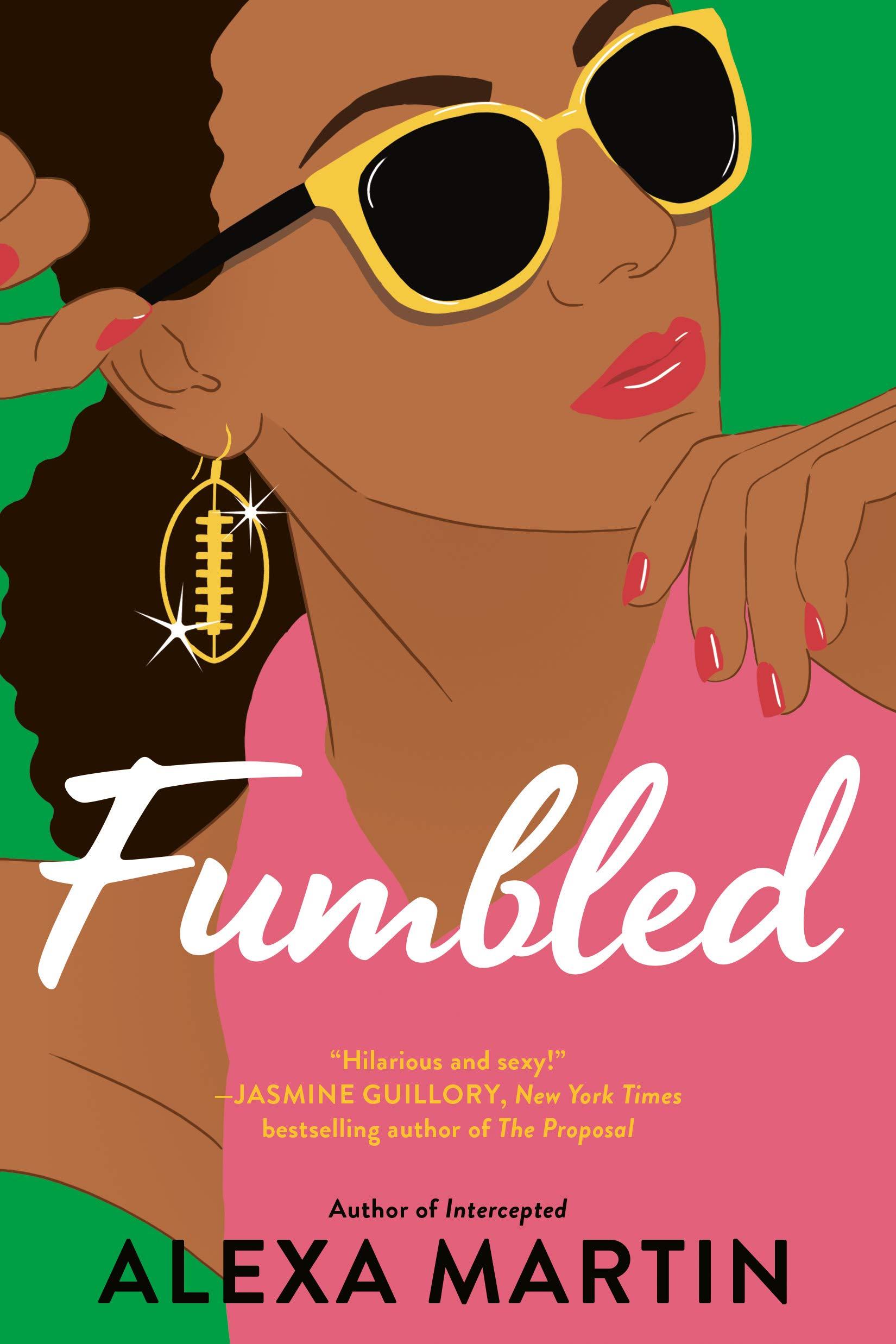 Fumbled – Alexa Martin