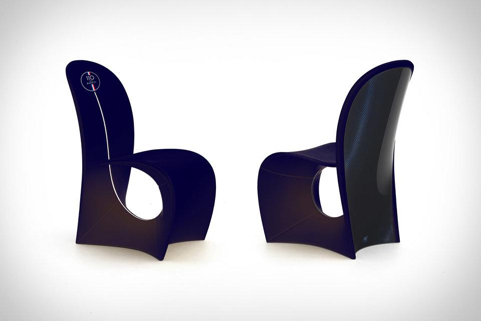 Stol Cobra iz kolekcije Bugatti Home