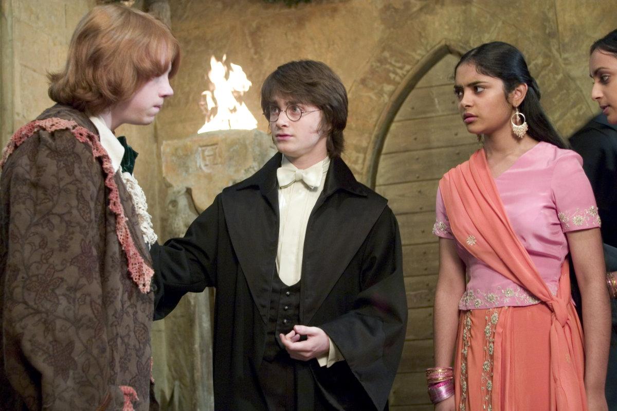 Lik Harryja Potterja ti lahko pomaga, da si boljši človek.
