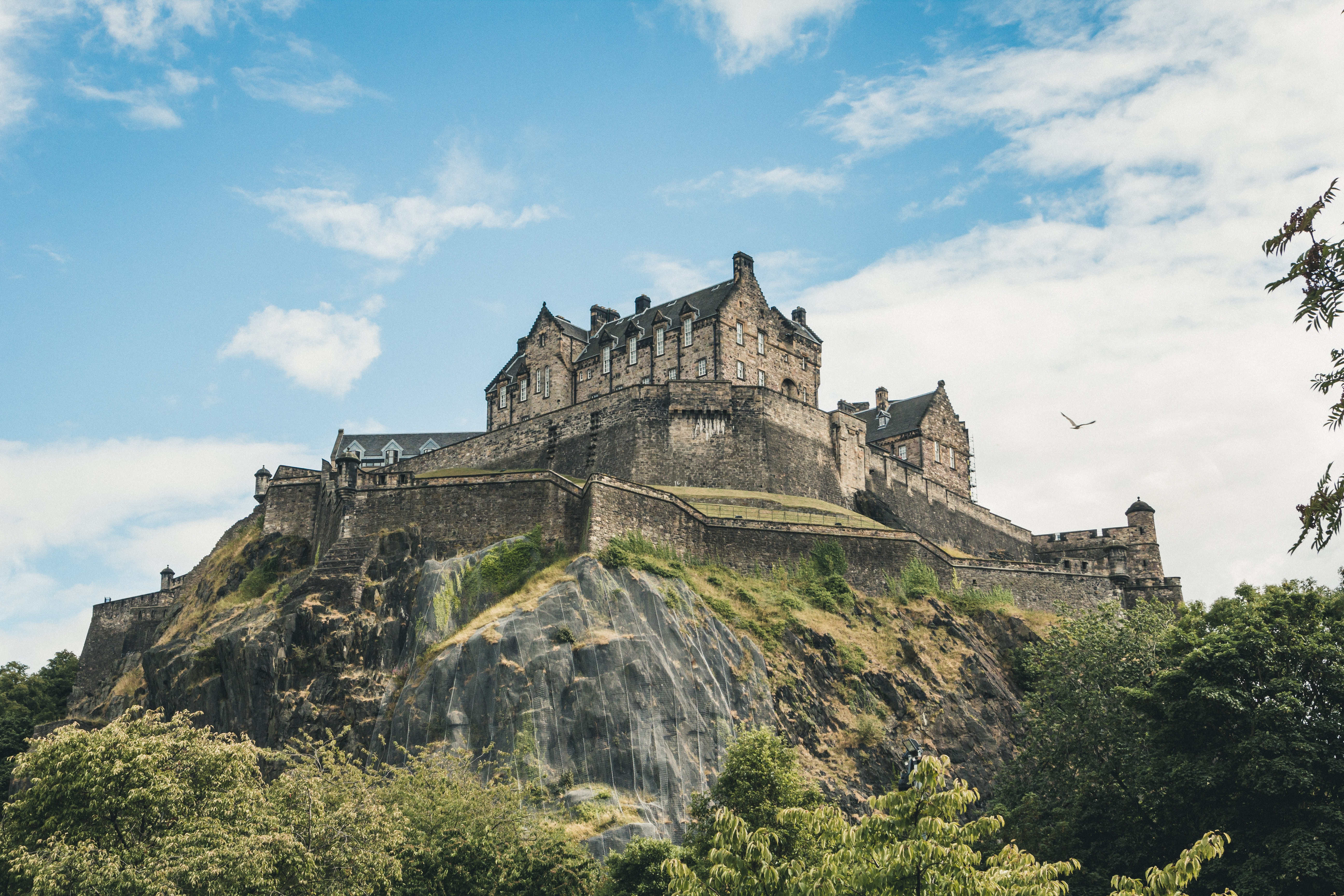 Edinburg, Škotska