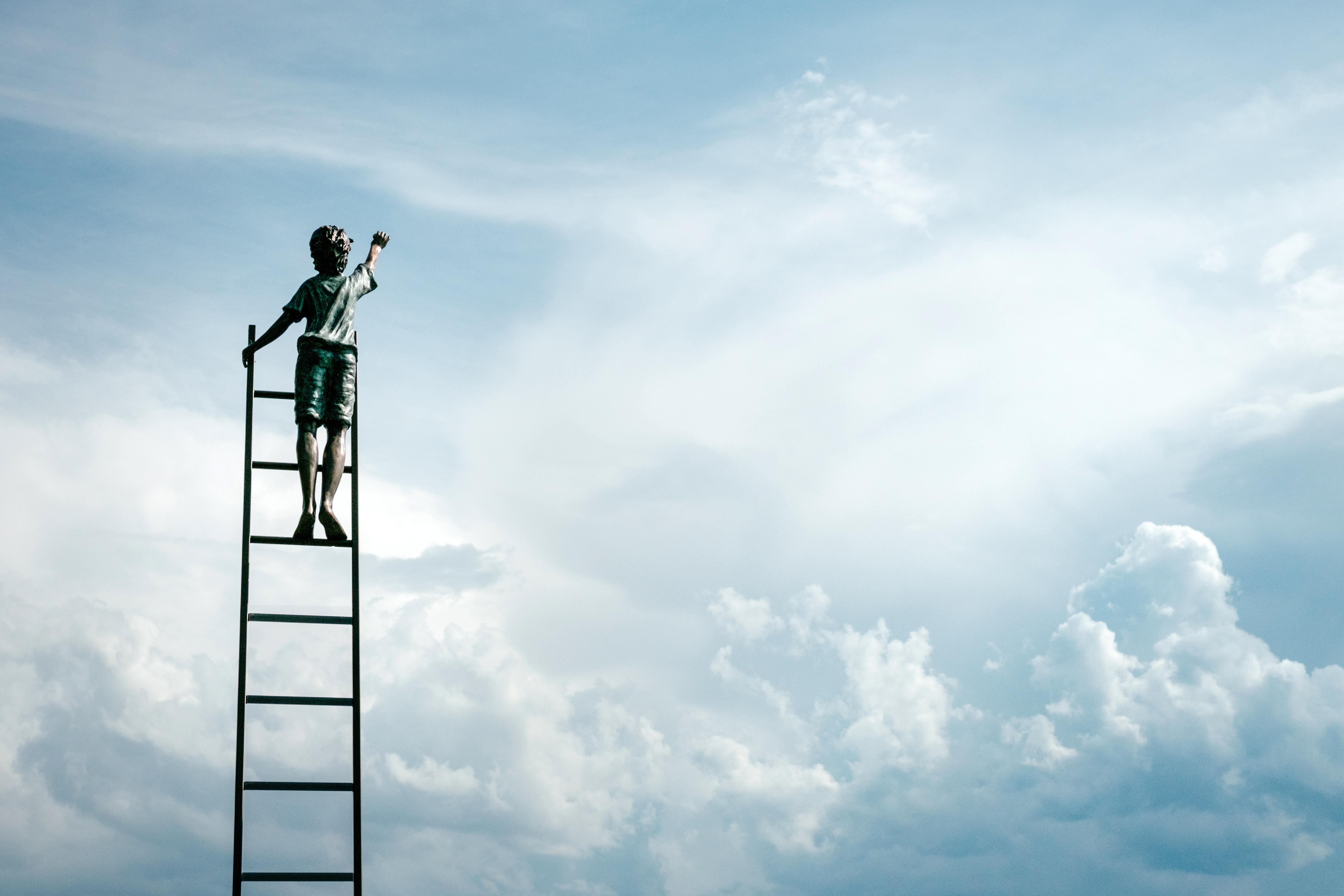 Karkoli si um lahko zamisli in verjame, lahko doseže.