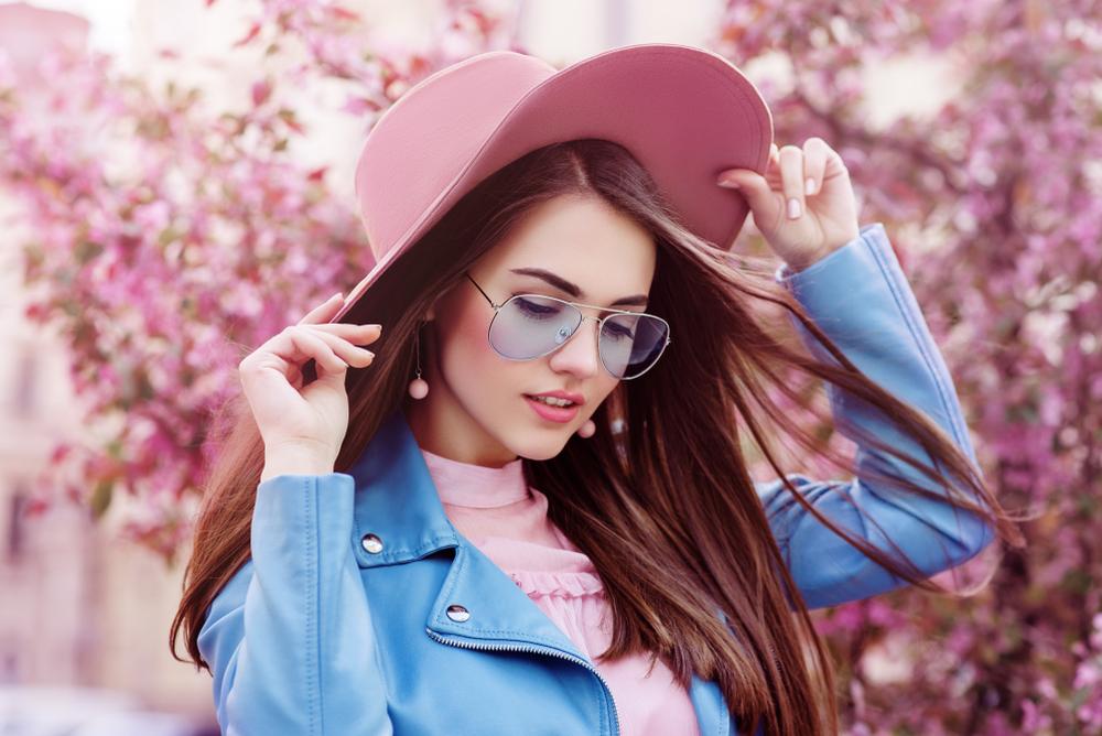 Roza barva naj bi bila sinonim za