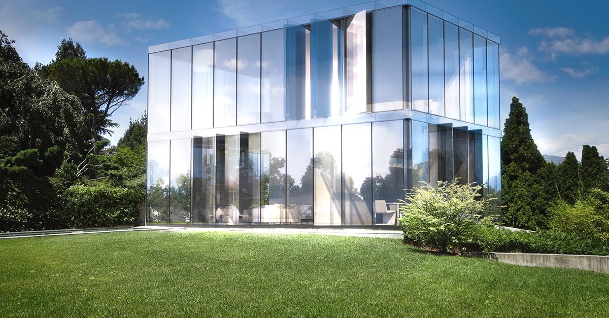Steklena hiša