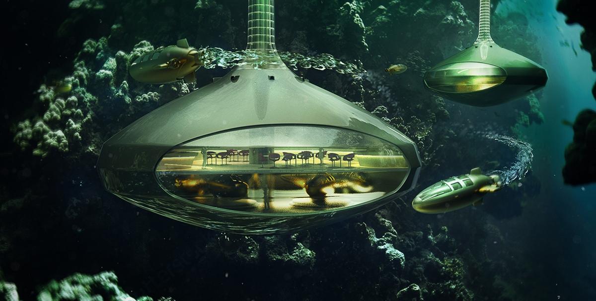 Podvodna hiša