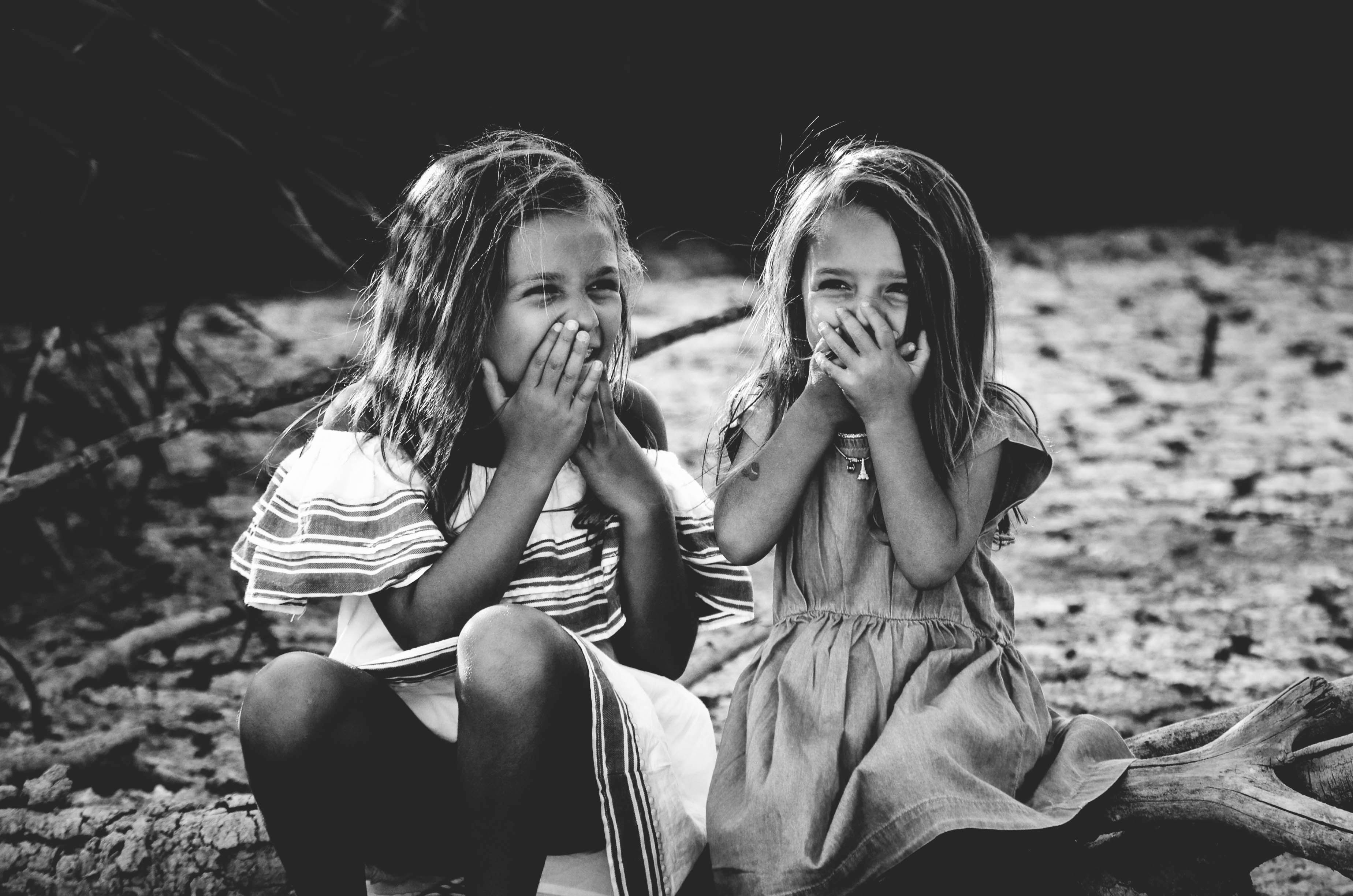 Je tvoja prva prijateljica …