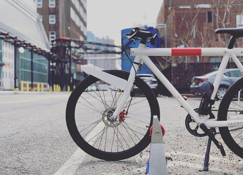 CLIP se bo izkazal kot odlična pomoč za mestne kolesarje.