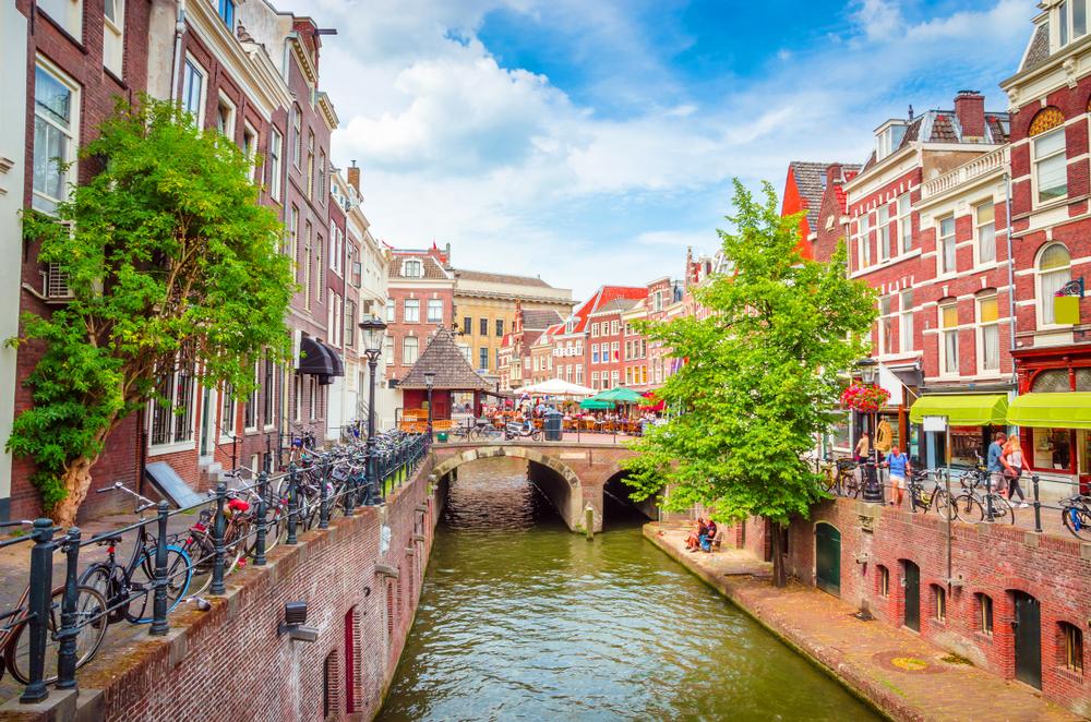 Utrecht, Nizozemska