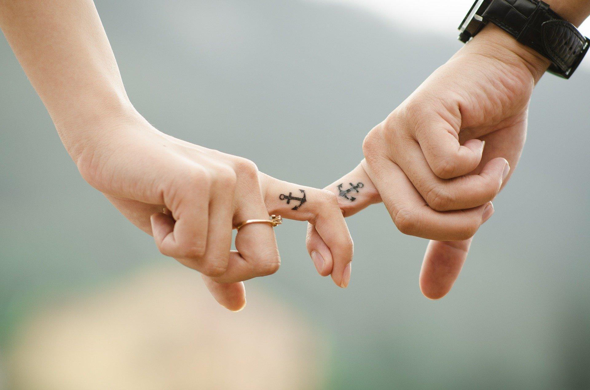 Romantika in ljubezen sta na vrhu seznama prednostnih nalog ribic.