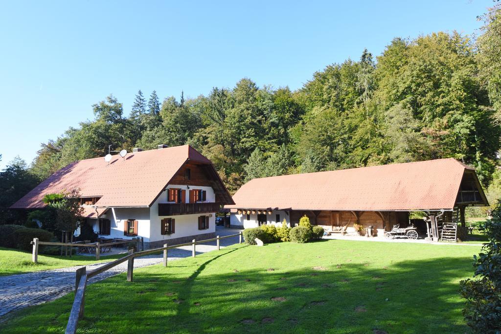Turistična kmetija Šeruga (Foto: Booking.com)